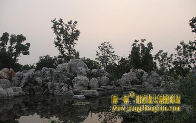 阳澄湖半岛仙樱湖公园